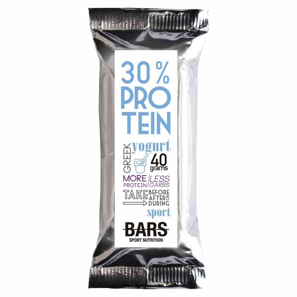 Suplementaci?n deportiva Push-bars 30x100 Protein 15 Unidades