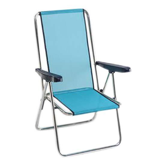 Accesorios de playa Alco Fibreline Chair Aluminium