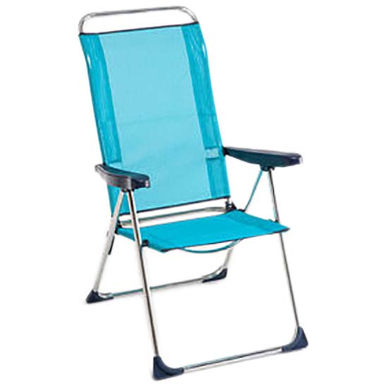 Accesorios de playa Alco Fibreline Aluminium Closed Leg Chair