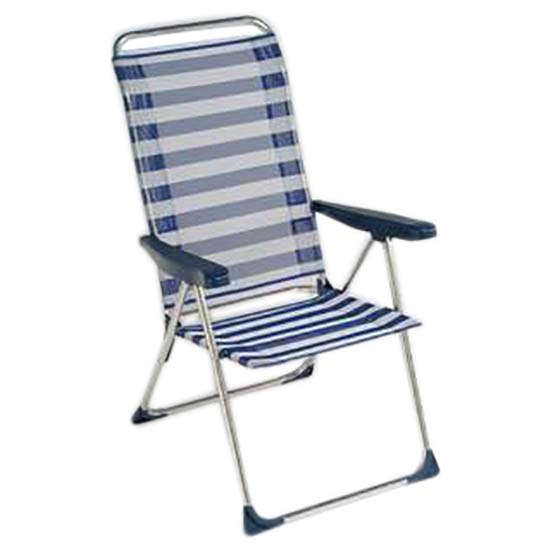 Accesorios de playa Alco Fibreline Aluminium Closed Leg Chair
