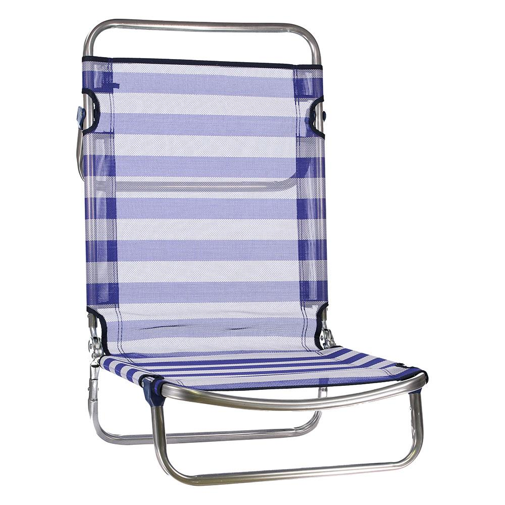 Accesorios de playa Alco Fibreline Carraca Chair Aluminium