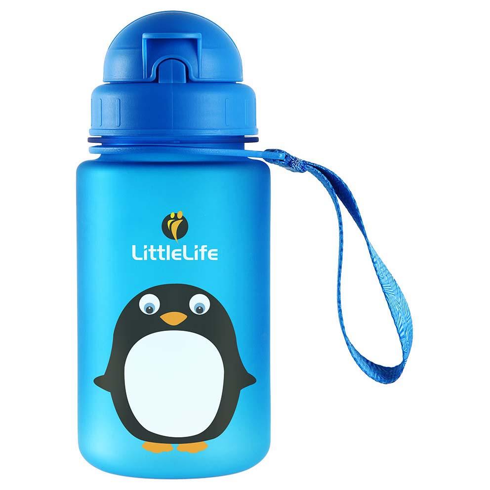 Botellas Littlelife Penguin Drink Bottle Kids 400ml