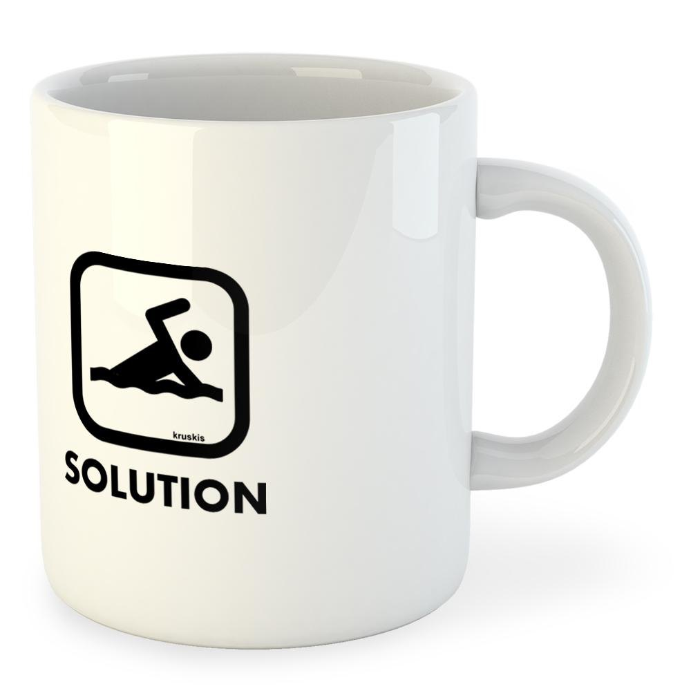 Taza Problem Solution Swim
