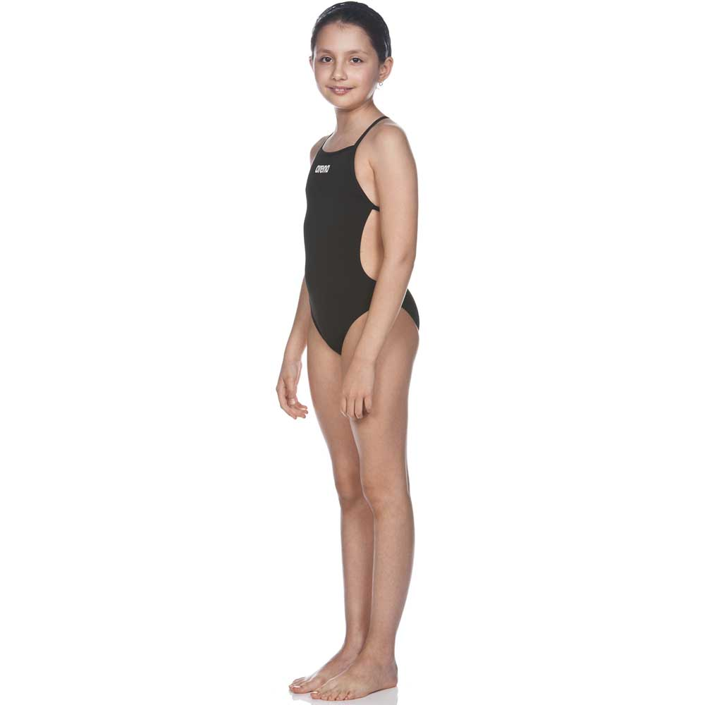 0660c698d5ca5 Arena Solid Lightech Black buy and offers on Swiminn