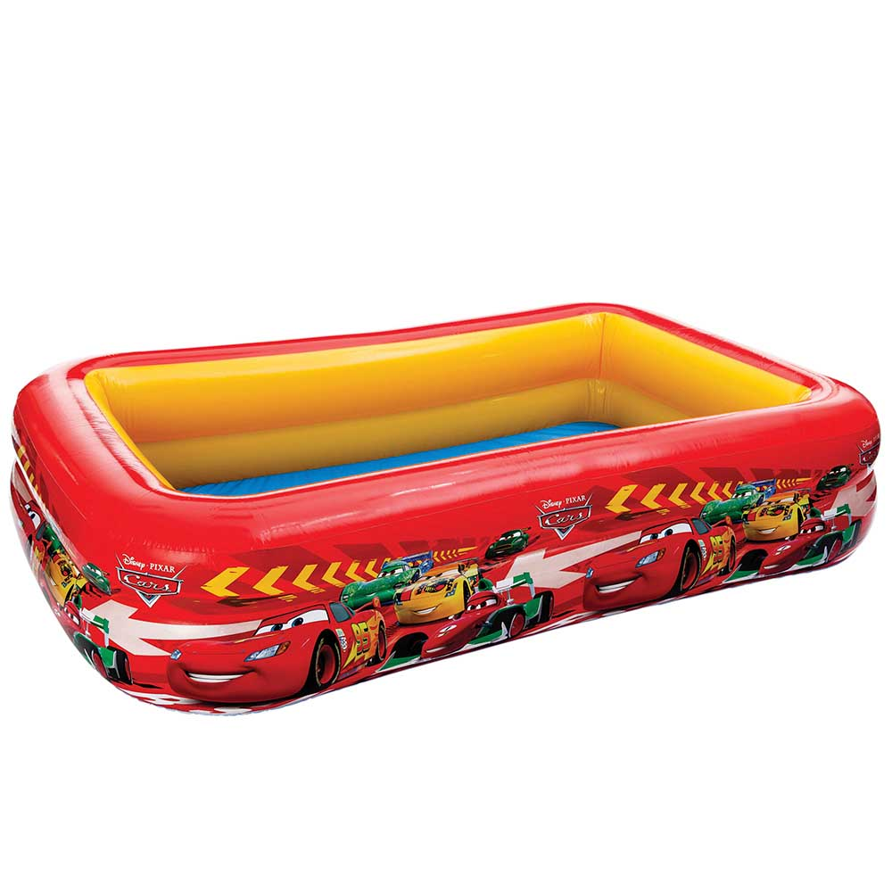 Cars Inflable Pool