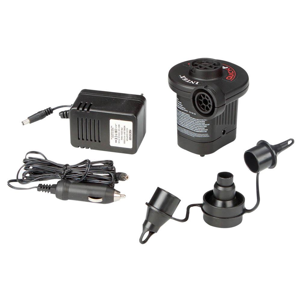 Electric Pump With Car Adapter