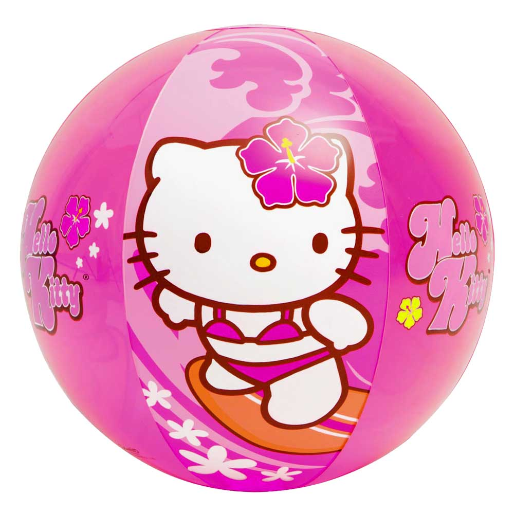 Pelotas Intex Hello Kitty Ball