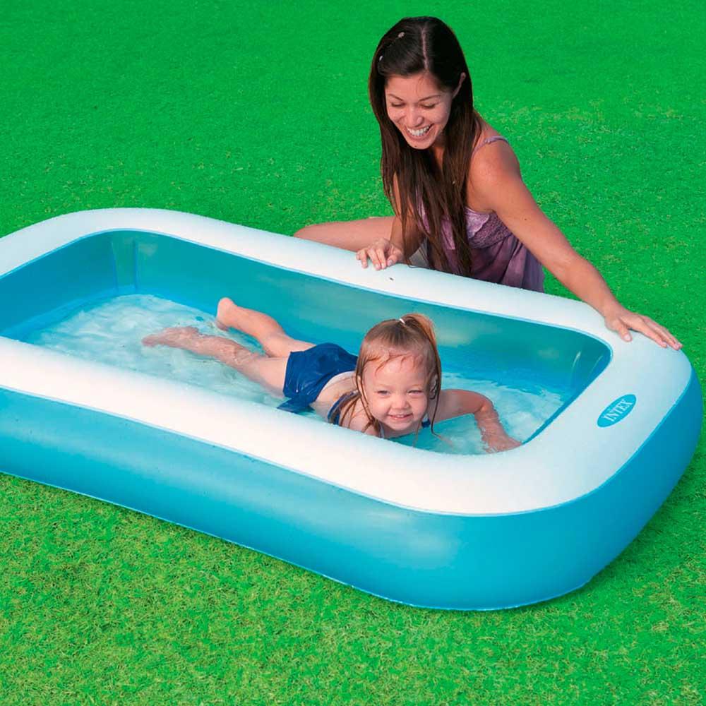 Intex Rectangular Baby Pool buy and offers on Swiminn