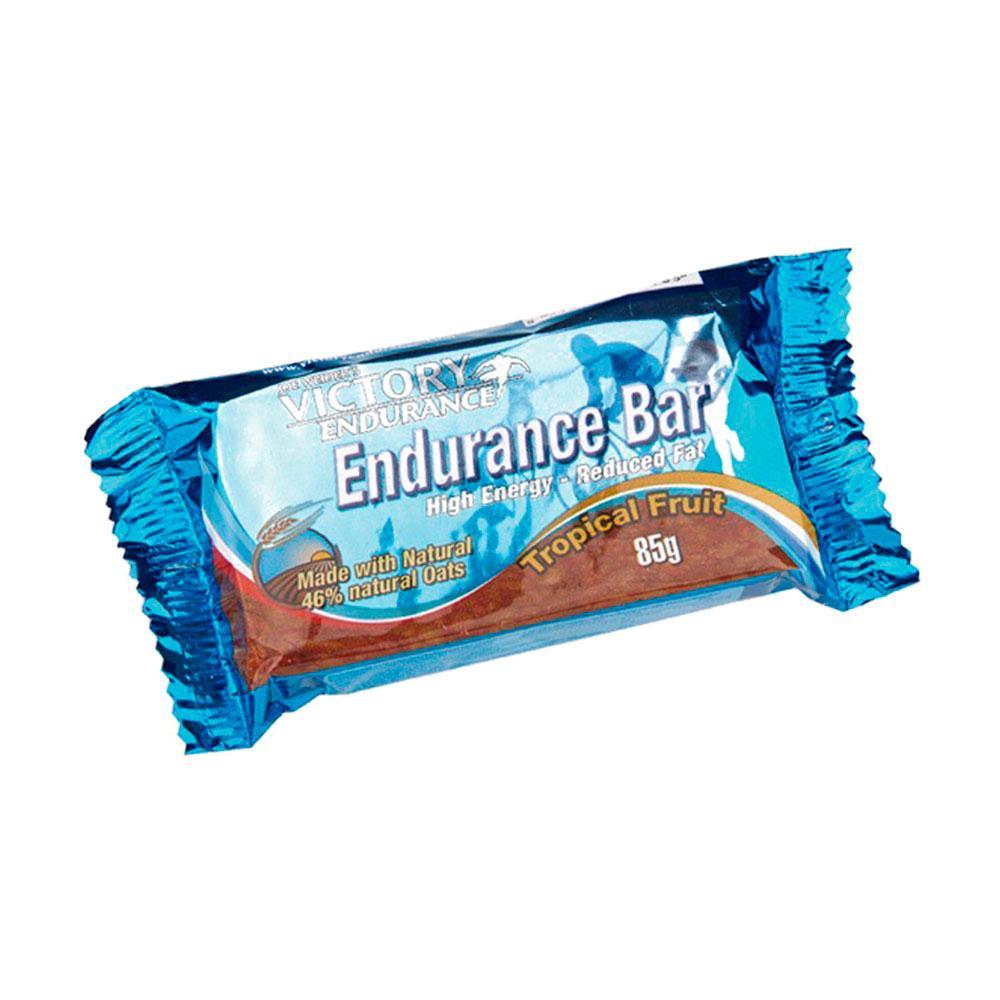 Victory Endurance Endurance Bar 85gr X 12 Tropical Fruit