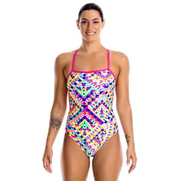 Ba?adores Funkita White Diamond