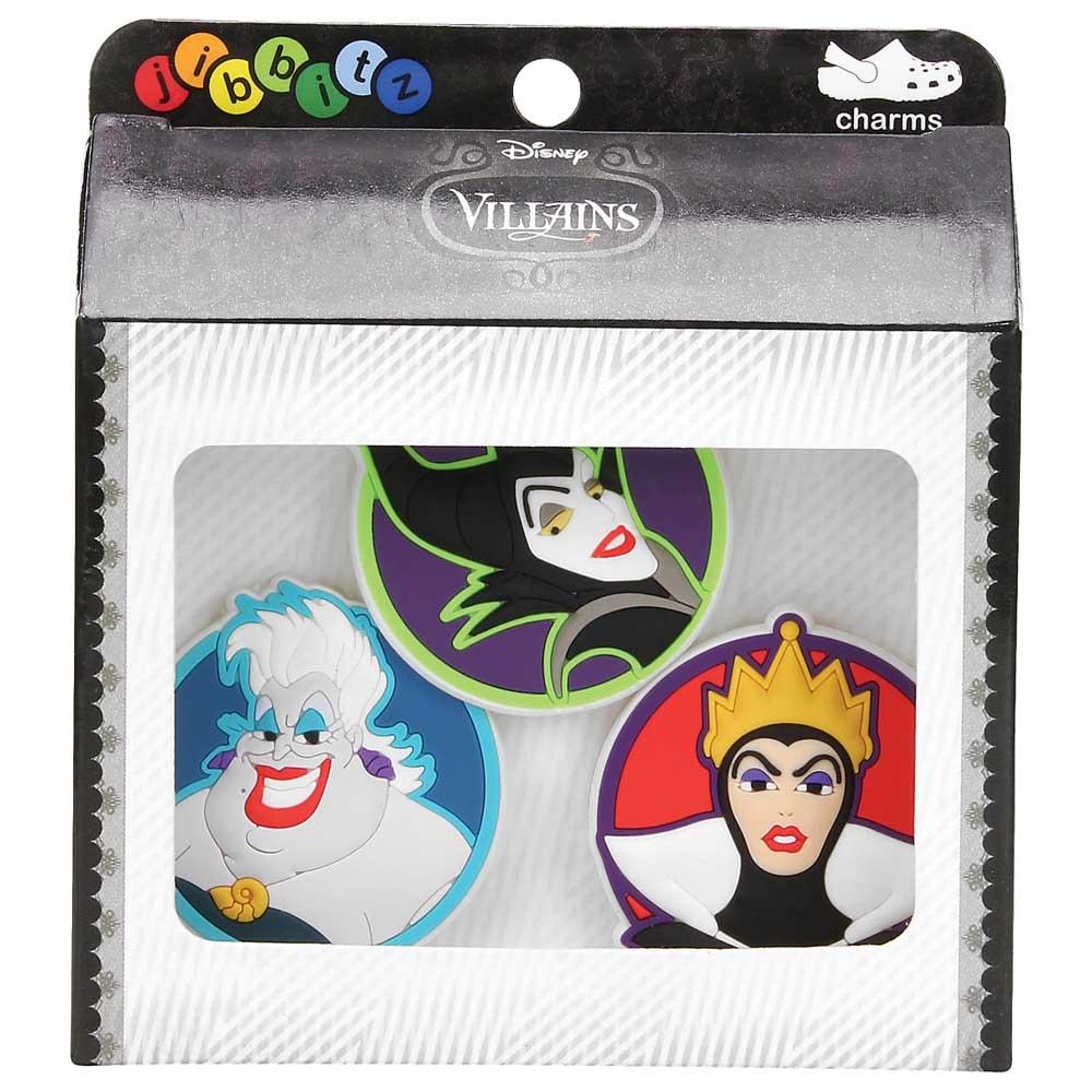 Accesorios Crocs Disney Princess Villain 3 Pack