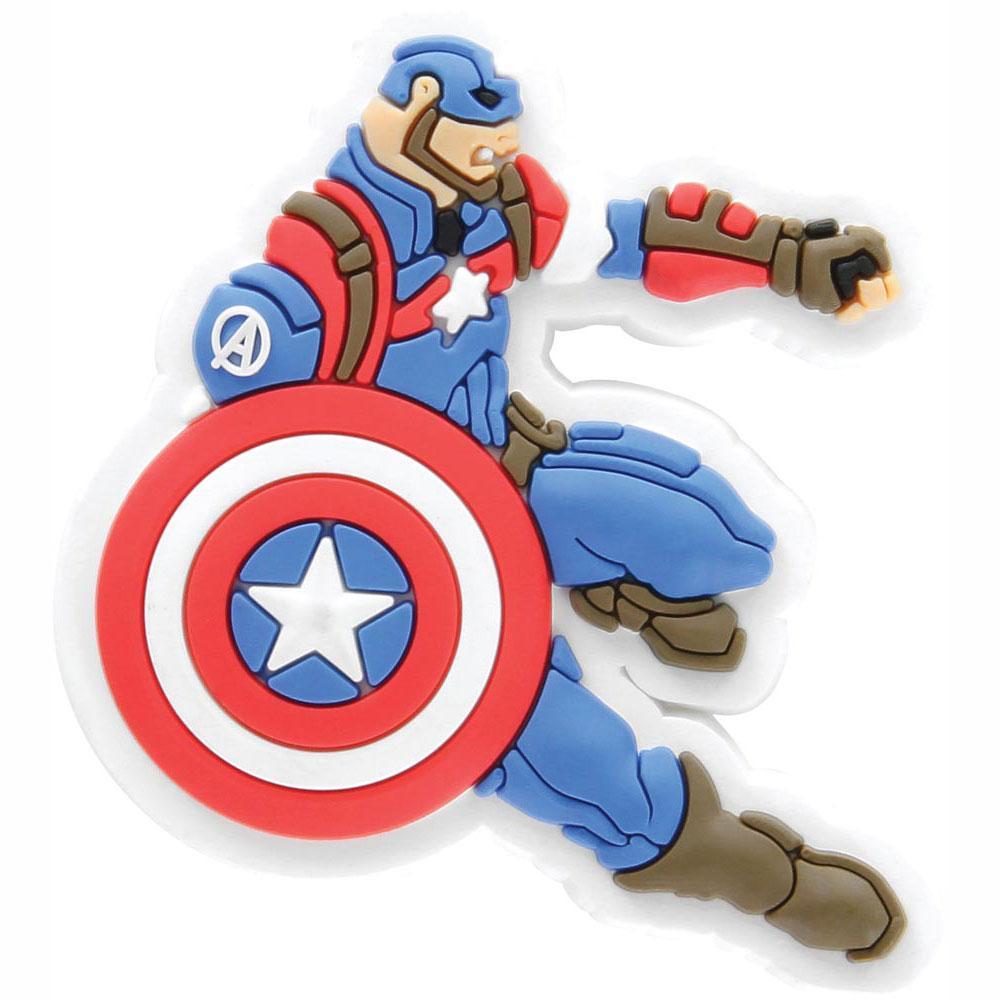 Accesorios Crocs Marvels Captain America