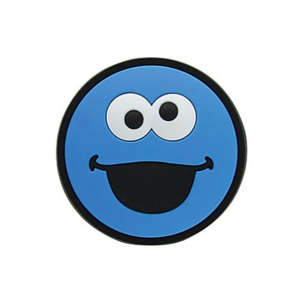 Accesorios Crocs Sesame Street Cookie Monster