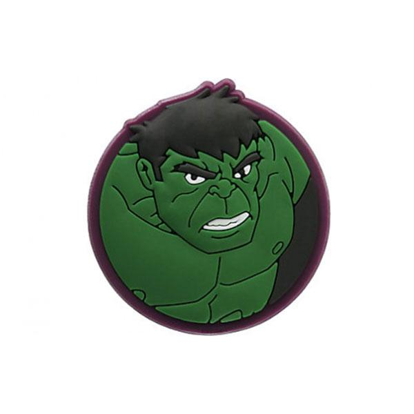 Accesorios Crocs Avengers Hulk