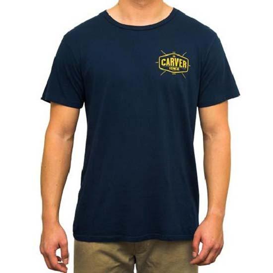 Camisetas manga corta Carver Utility Midnight