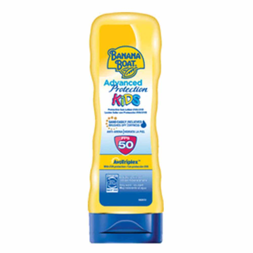 Hawaiian tropic Banana Boat Advanced Protection Kids Spf50 Lotion 180ml