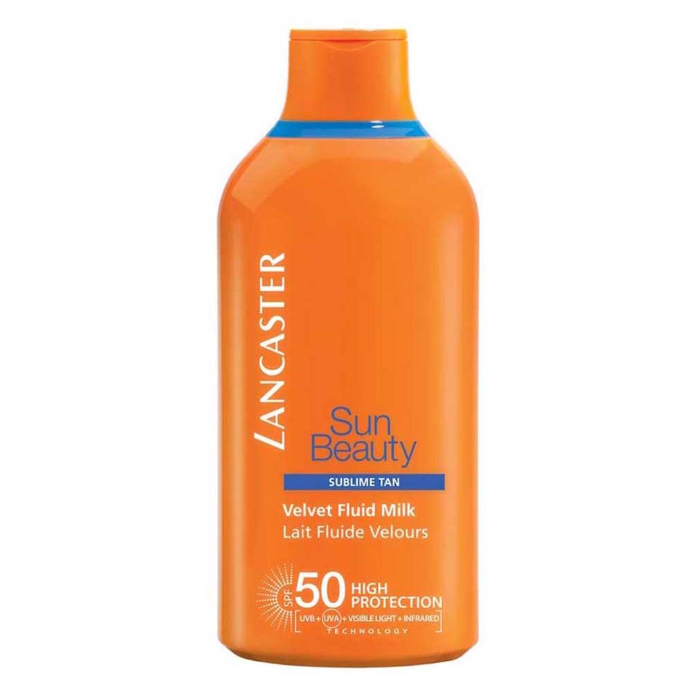 Lancaster-fragrances Sun Beauty Sublime Tan Velvet Fluid Milk Spf50 175ml