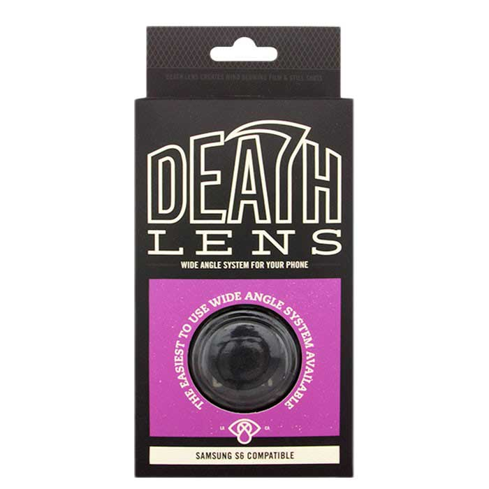 Death-lenses Samsung Galaxy S6 Wide Angle Lens