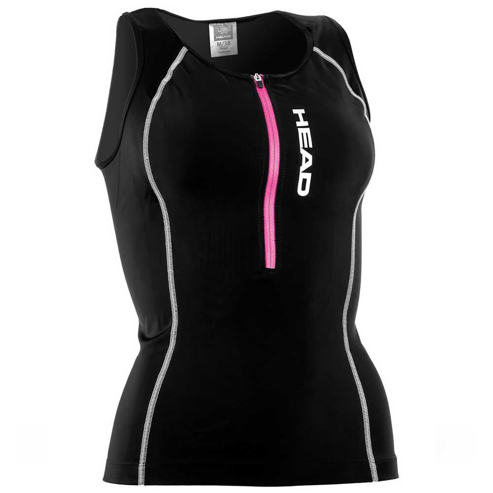 Head Tri Top Zip