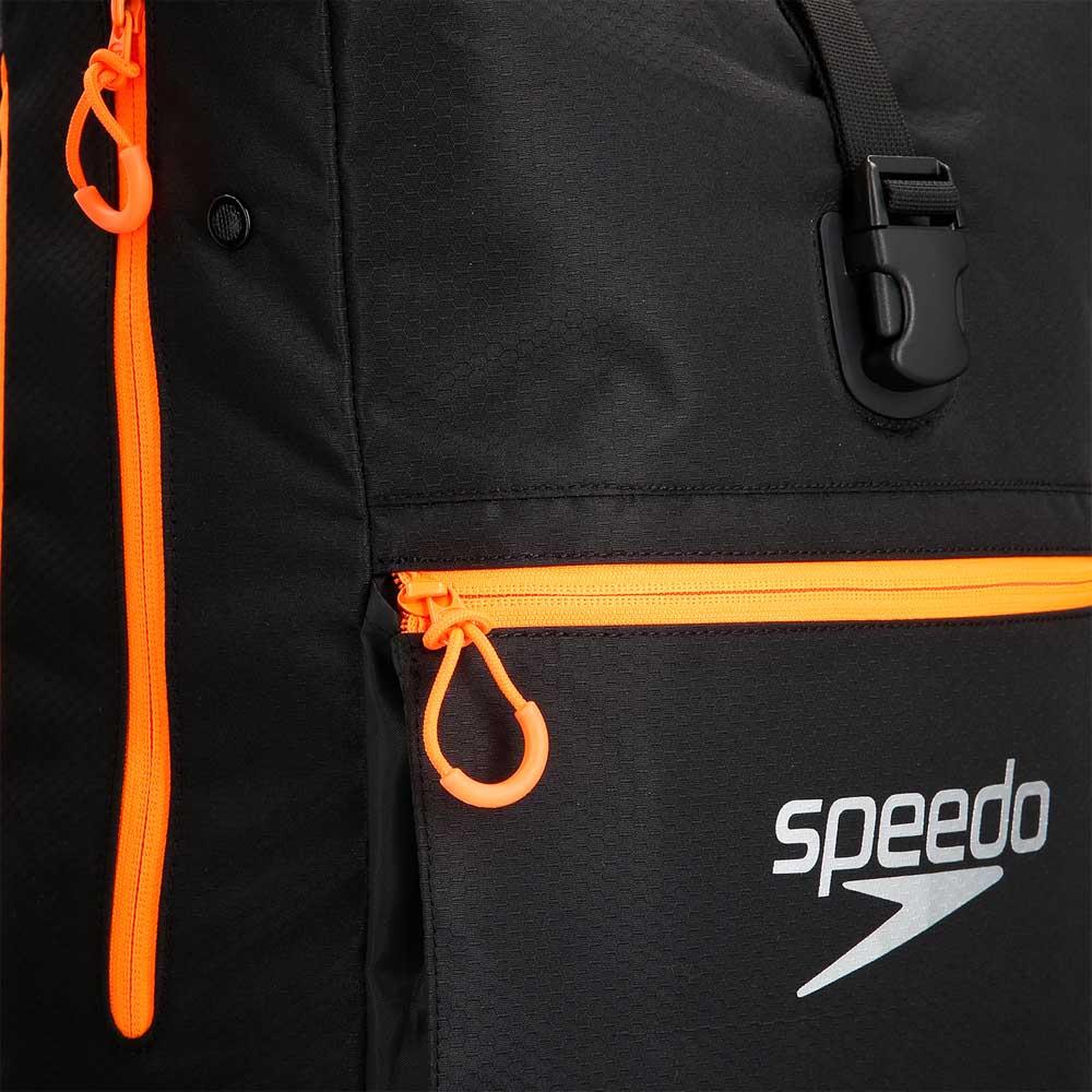45f8d91294 Speedo Team Rucksack III 30L Black buy and offers on Swiminn