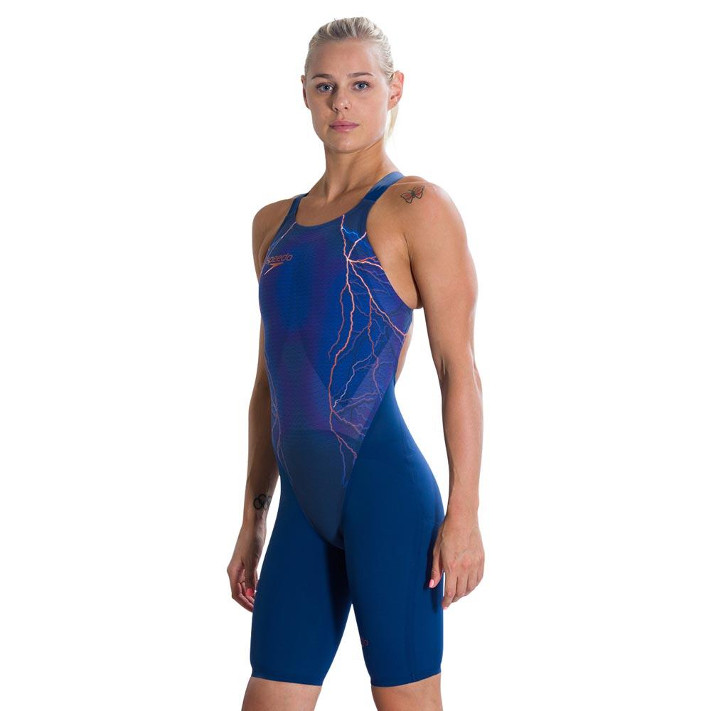 On Clearance select for official look for Speedo Fastskin LZR Racer Elite 2 Openback