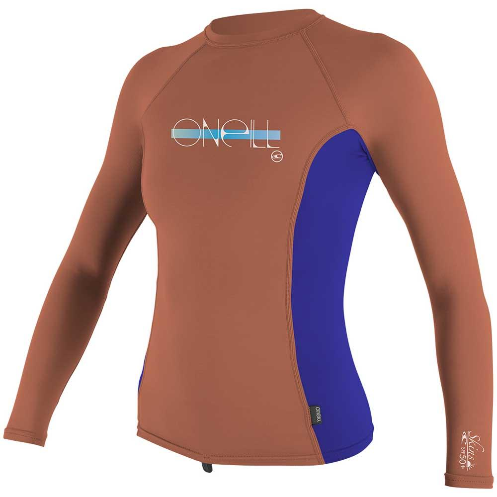 Camisetas Oneill-wetsuits Girls Skins L/s Crew