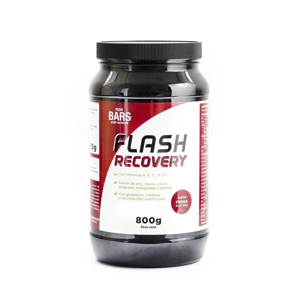 Push-bars Flash Recovery Fresa Pl?tano 800gr