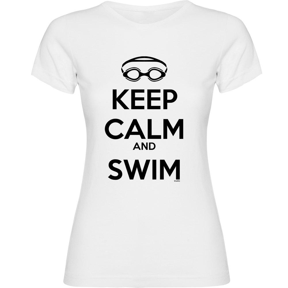 Camisetas Kruskis Keep Calm And Swim