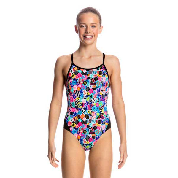 Ba?adores ni?a Funkita Diamond Back