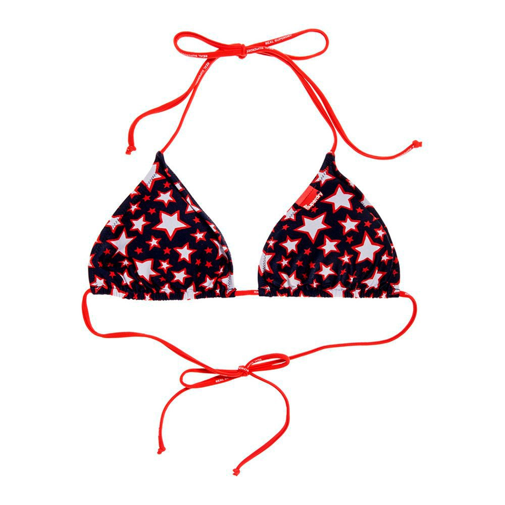 Superdry Pacific Star Tri Bikini Top