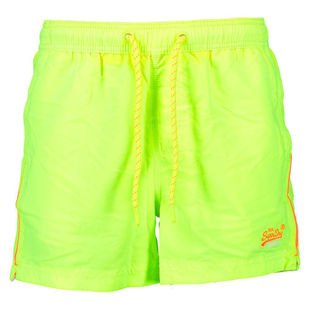9fae593417 Superdry Beach Volley Swim Short Green buy and offers on Swiminn