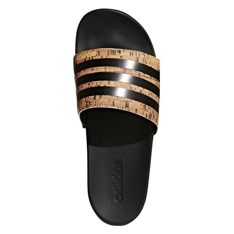 adidas Adilette CF+ Cork Schwarz, Swiminn