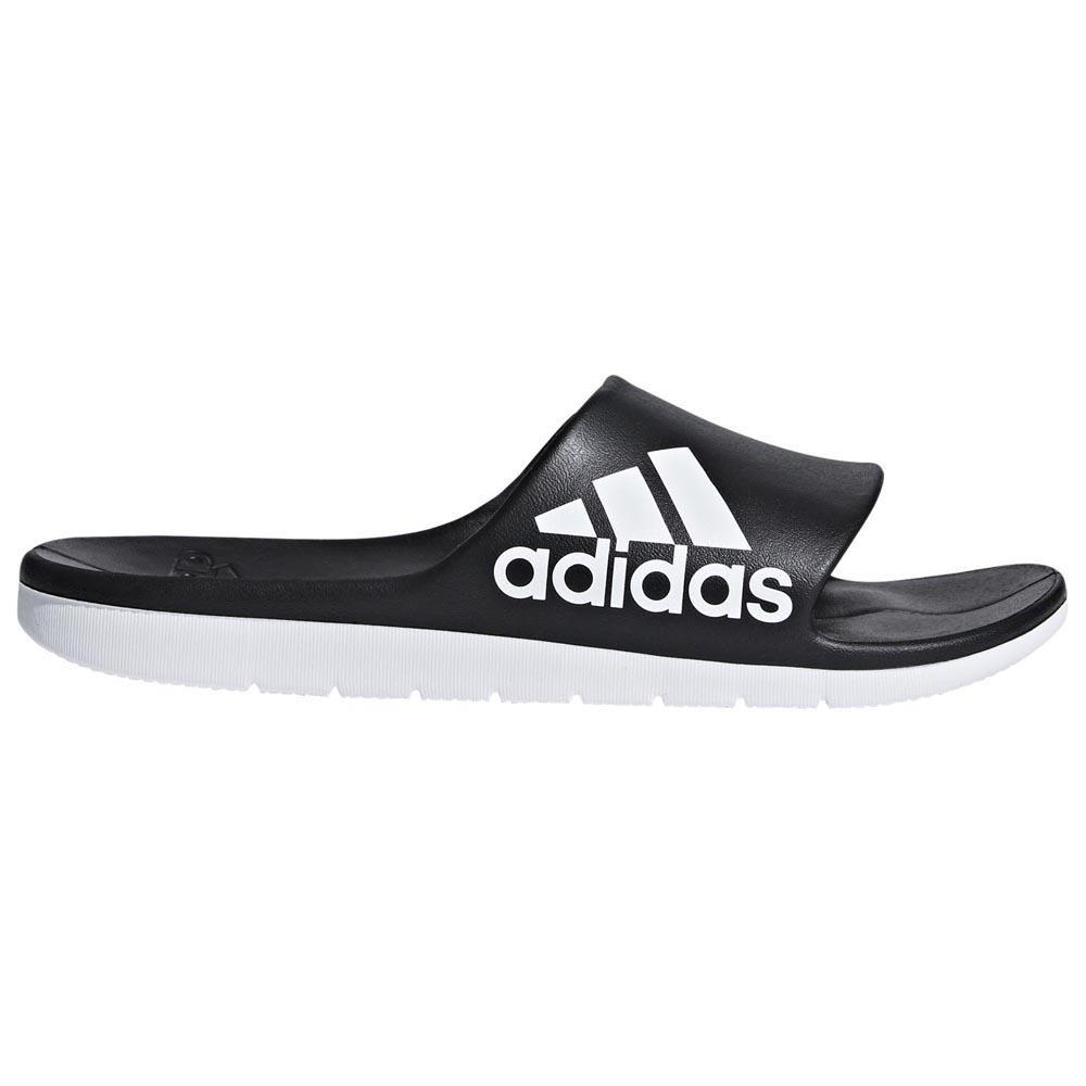 44e4b4910d6c adidas Aqualette CF Black buy and offers on Swiminn