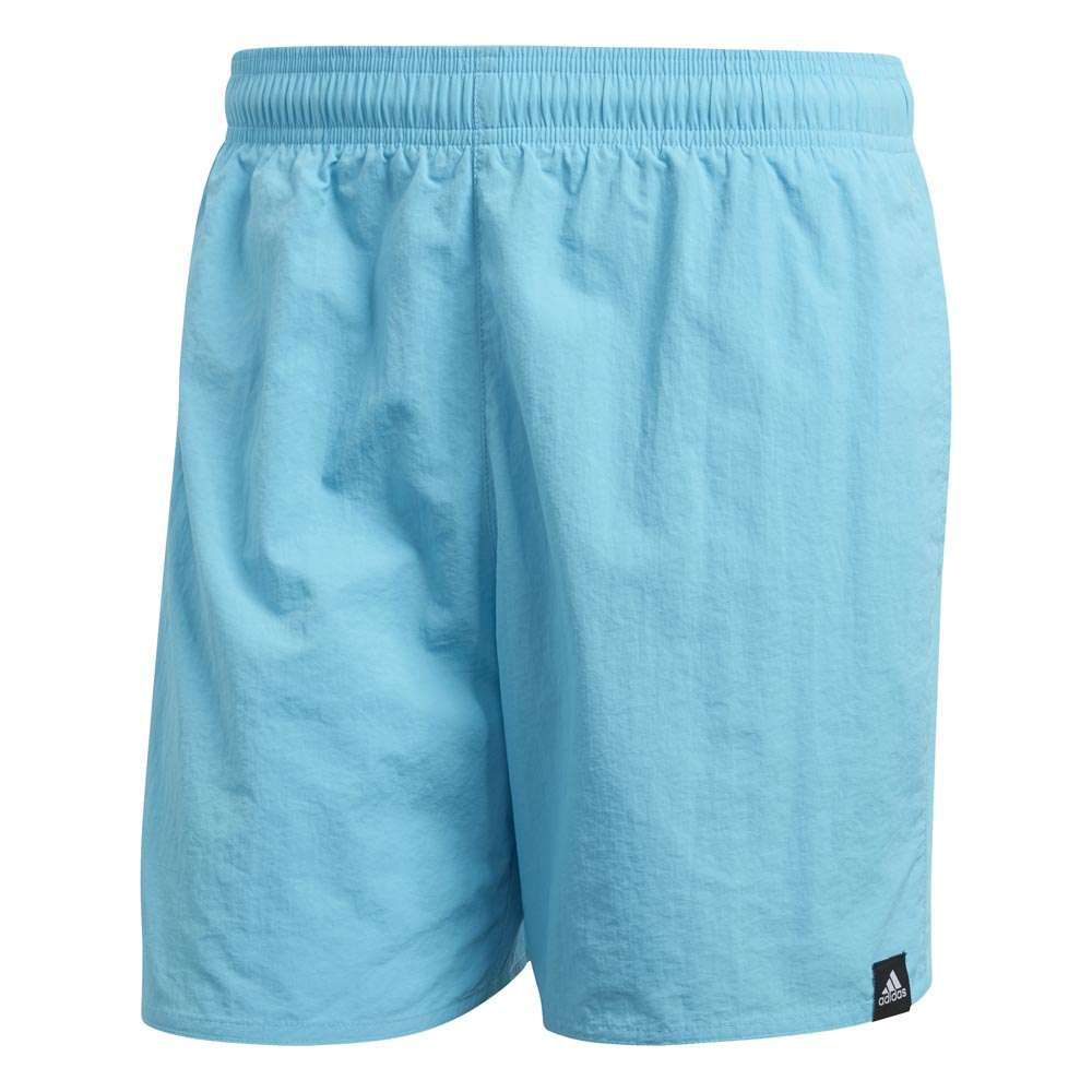 6084c98990 adidas Solid Blue buy and offers on Swiminn