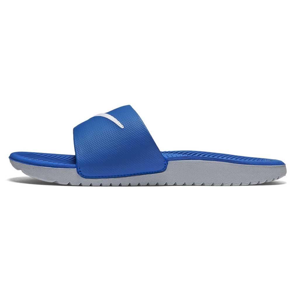 Nike Kawa Slide GS/PS Blue buy and