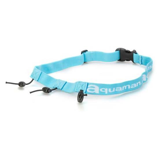 Portadorsales y chips Aquaman Race Belt
