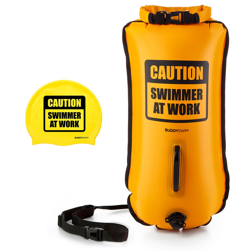 Caution Swimmer At Work 28l