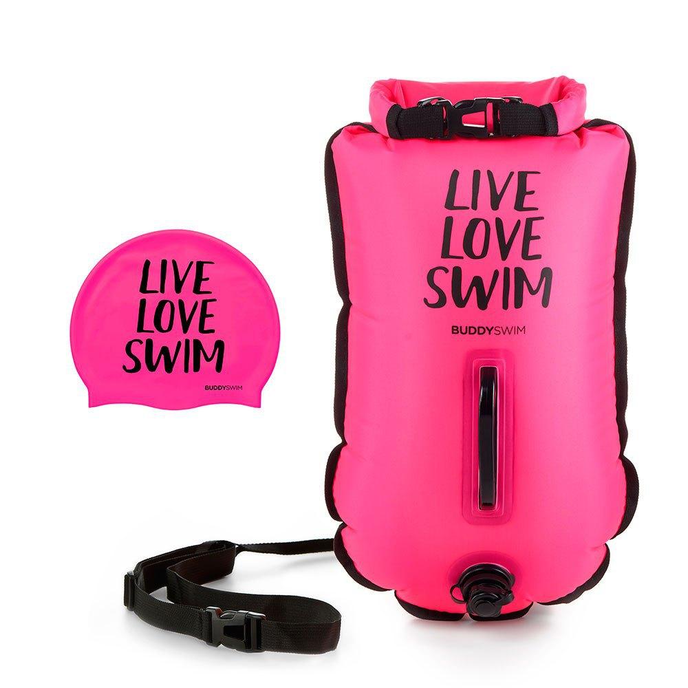 Boyas Buddyswim Drybag Live Love Swim 20l