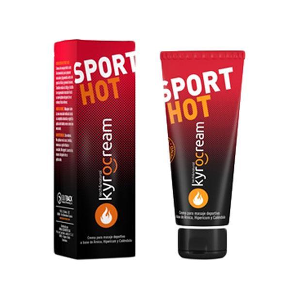 Cremas Kyrocream Sport Hot