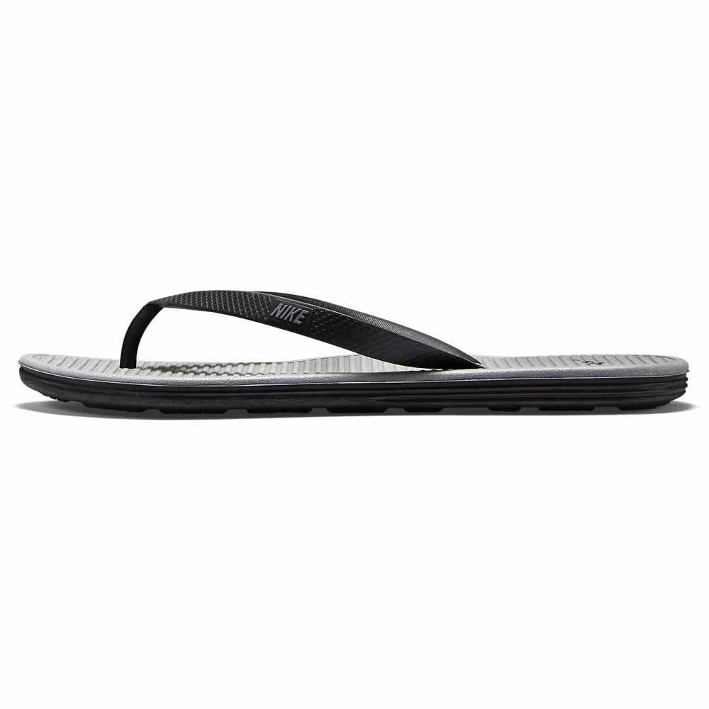 f1f6a3cd2ec5 Nike Solarsoft Thong 2 Black buy and offers on Swiminn