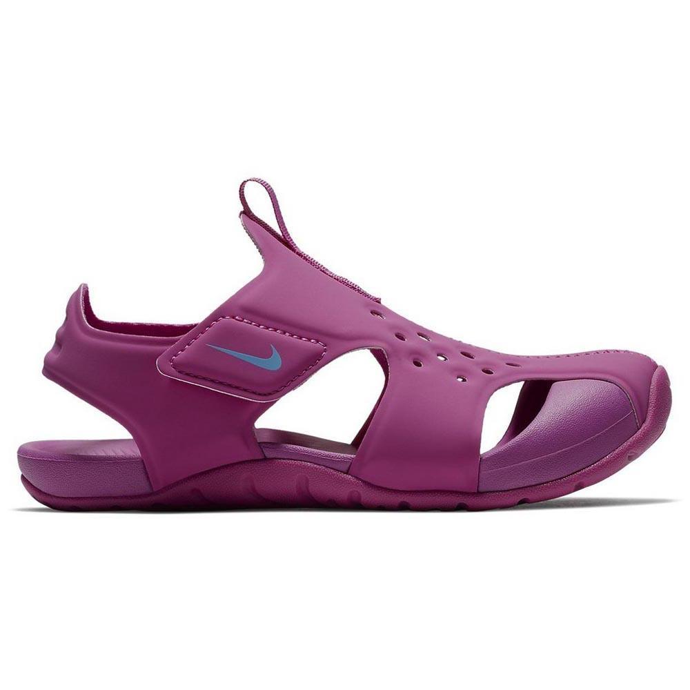 ff578073673b Nike Sunray Protect 2 PS Purple buy and offers on Swiminn