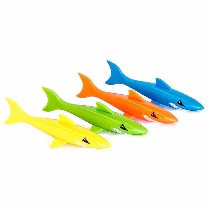 Juegos acu?ticos Devessport Catch The Sharks