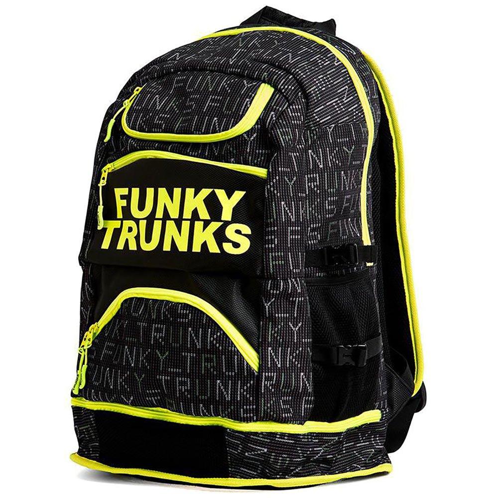 Funky trunks Elite Squad Svart köp och erbjuder, Swiminn