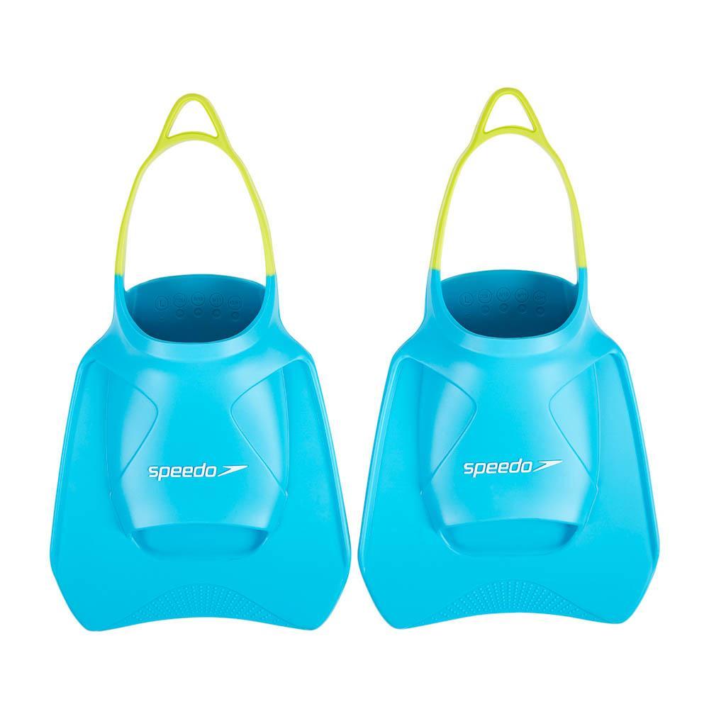 3b10271947 Speedo Fitness Fin Blue buy and offers on Swiminn
