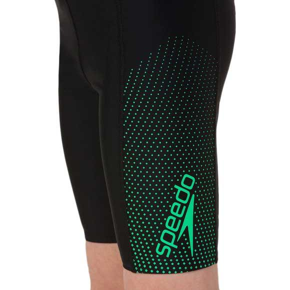 Chlorine Resistant Speedo Kids Boys Gala Jammers Junior Trunks Shorts UPF 50