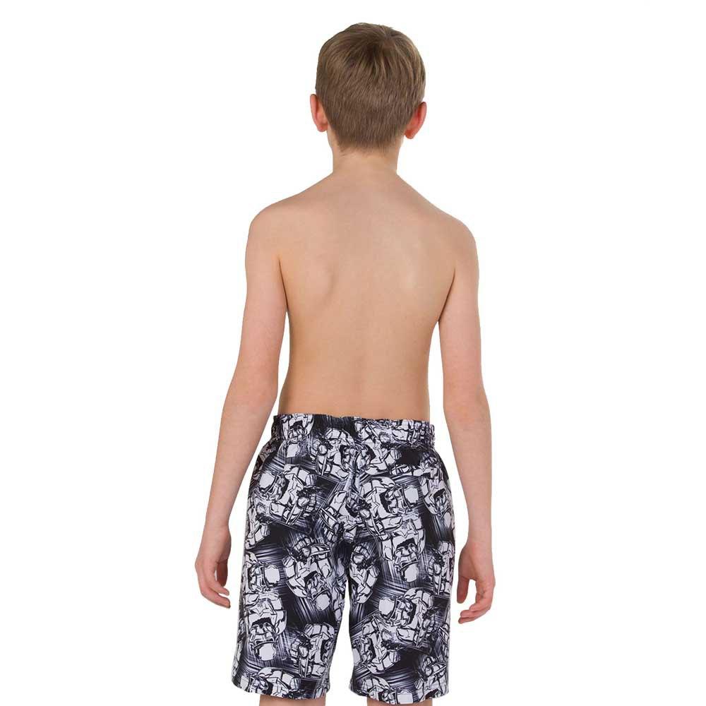 Childrens Boys Star Wars Swimming Shots Swim Trunks Pool Holiday