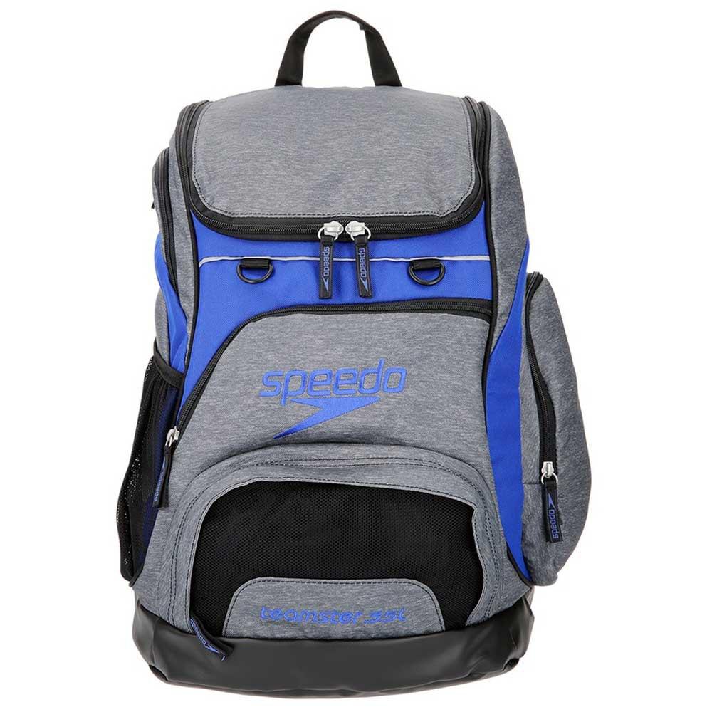 f8059f4c06 Speedo Teamster Rucksack 35L Blue buy and offers on Swiminn