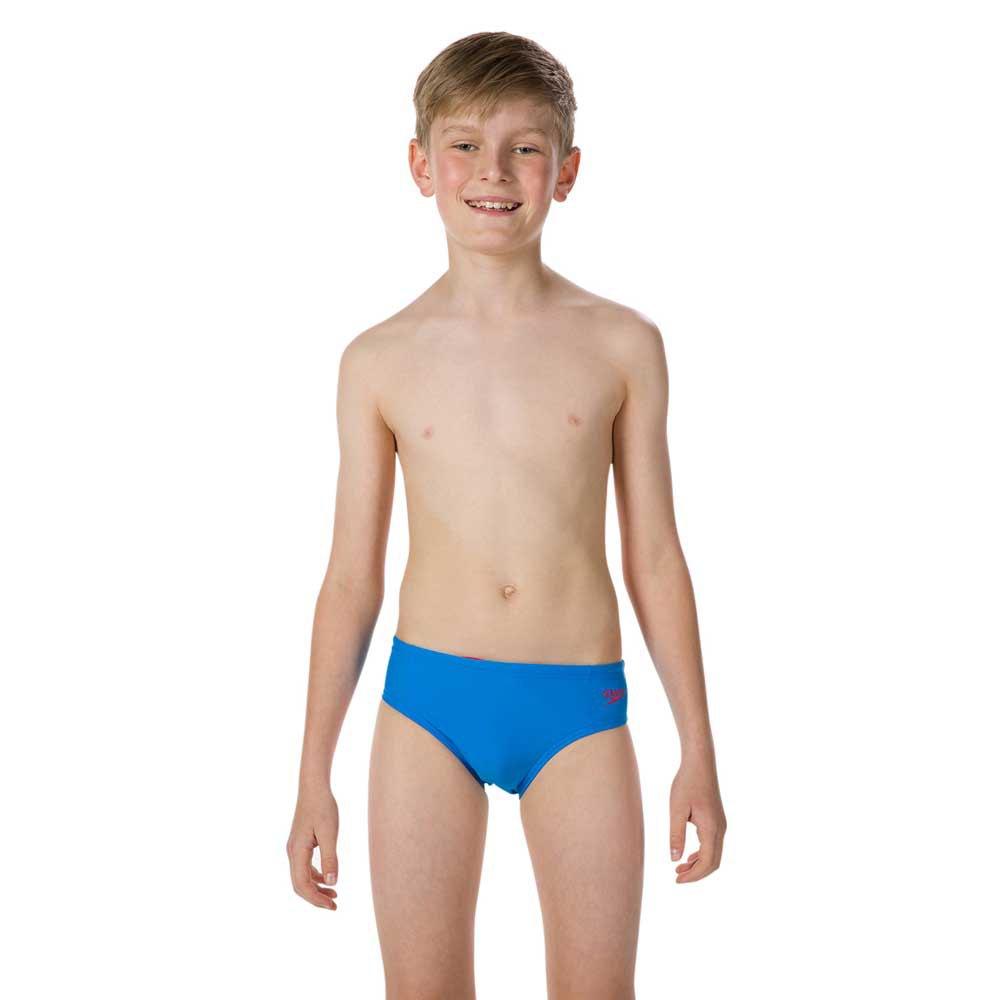 d8339961fa56d Speedo Boys Logo Blue buy and offers on Swiminn