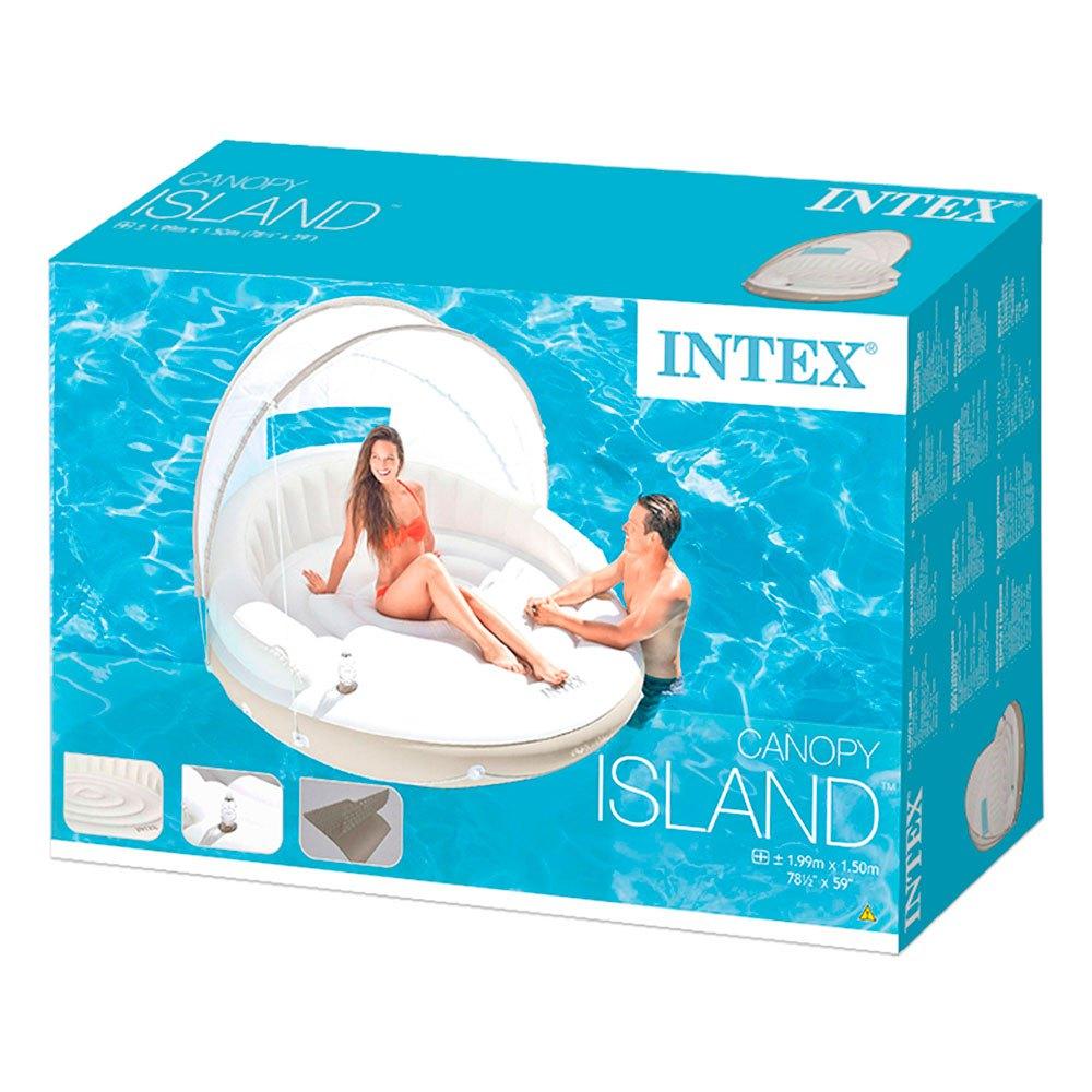 Intex Inflatable Island