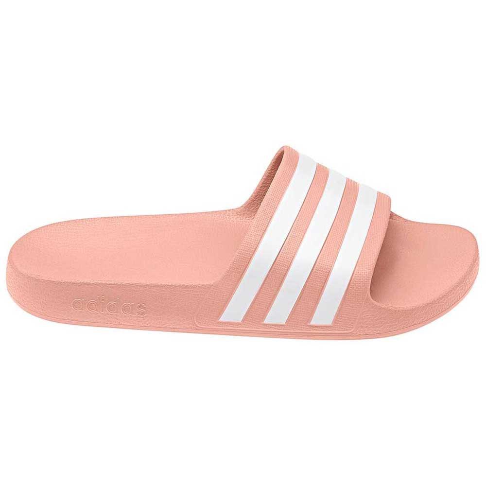 62c4a84f03fc adidas Adilette Aqua Pink buy and offers on Swiminn